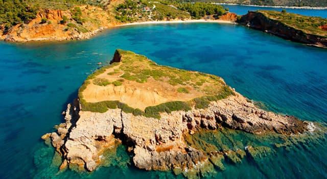 Geografía Pregunta Trivia: ¿Dónde se encuentran las islas Espóradas del Norte?
