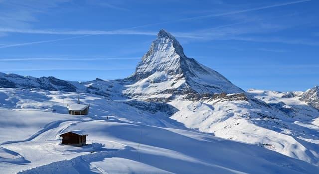 Geografía Pregunta Trivia: ¿Dónde se localizan Los Alpes berneses?