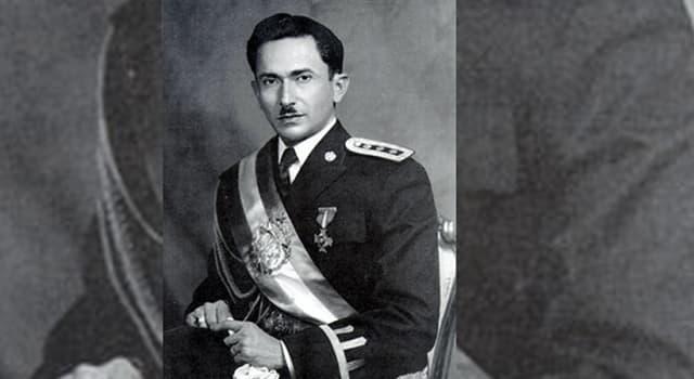 Historia Pregunta Trivia: ¿Durante qué década el coronel Castillo era el presidente guatemalteco?
