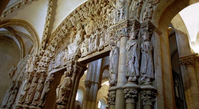 Cultura Pregunta Trivia: ¿En qué catedral española se encuentra el Pórtico de la Gloria?