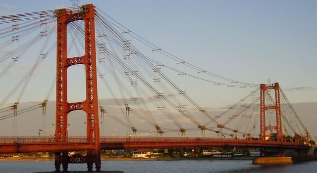 Historia Pregunta Trivia: ¿En qué ciudad se encuentra este puente?
