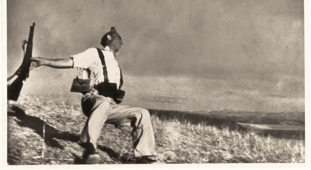 Cultura Trivia: ¿En qué conflicto bélico murió Robert Capa?