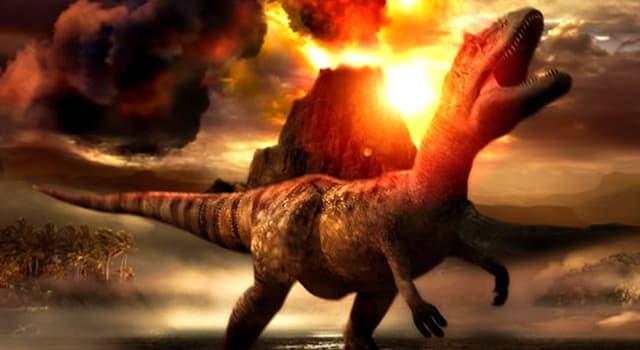 Сiencia Pregunta Trivia: ¿En qué Era se extinguieron los dinosaurios?