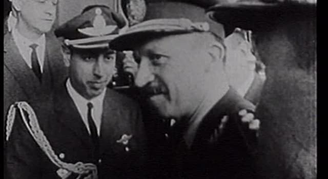 Historia Pregunta Trivia: ¿En qué país el general Juan Carlos Ongania introdujo la dictadura militar en 1966?