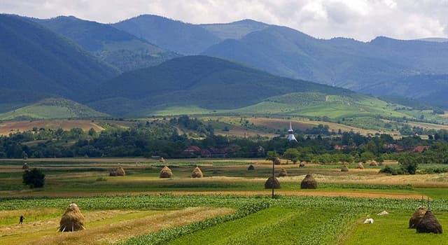 Geografía Trivia: ¿En qué país europeo se encuentra Transilvania?
