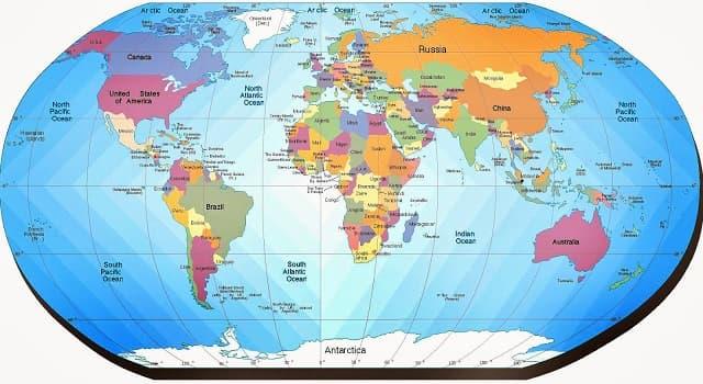 Geografía Pregunta Trivia: ¿En qué país se encuentra la península del Labrador?