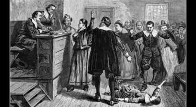 Historia Pregunta Trivia: ¿En qué años se llevaron a cabo los juicios por brujería de Salem?