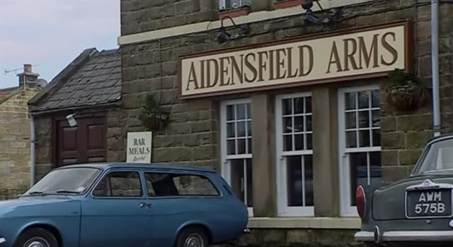 """Movies & TV Trivia Question: In the UK Television series """"Heartbeat"""", which real North Yorkshire Moors village was used to portray the fictional """"Aidensfield""""?"""