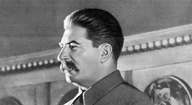 History Trivia Question: In what year did Joseph Stalin die?