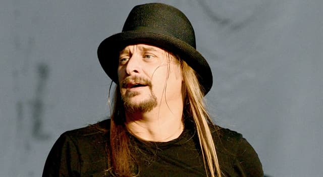 Movies & TV Trivia Question: In which 2001 movie did Kid Rock play the character Robby?