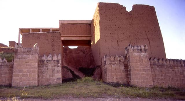 History Trivia Question: In which modern day country can the ruins of the ancient city of Nineveh be found?