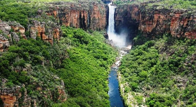 Geography Trivia Question: In which country is Kakadu National Park located?