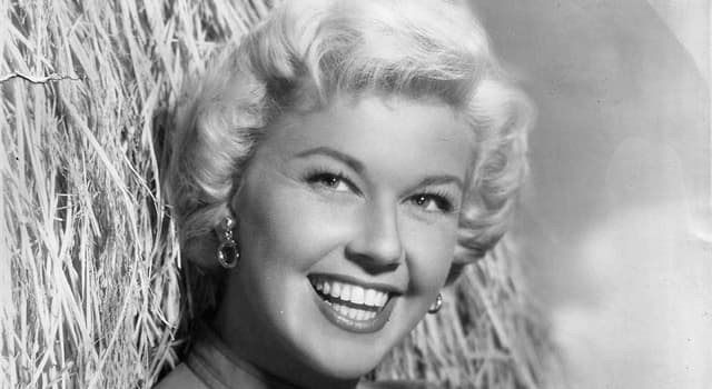 """Movies & TV Trivia Question: In which film does Doris Day not sing any part of the song """"Que Sera Sera""""?"""