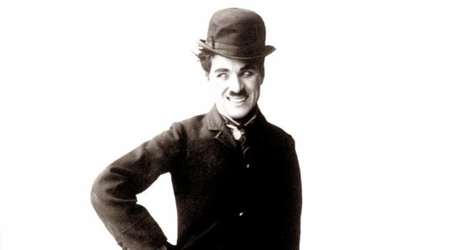 Movies & TV Trivia Question: In which movie did Charlie Chaplin have his first speaking part?
