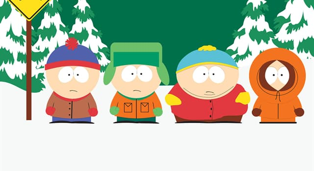 """Movies & TV Trivia Question: In which US state is the American adult animated sitcom """"South Park"""" set?"""