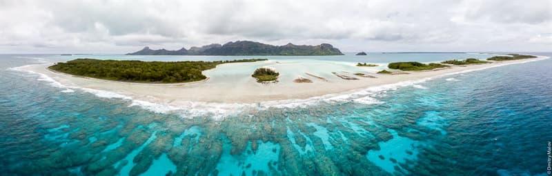 География Вопрос: Из чего сделаны дороги на острове Гуам?