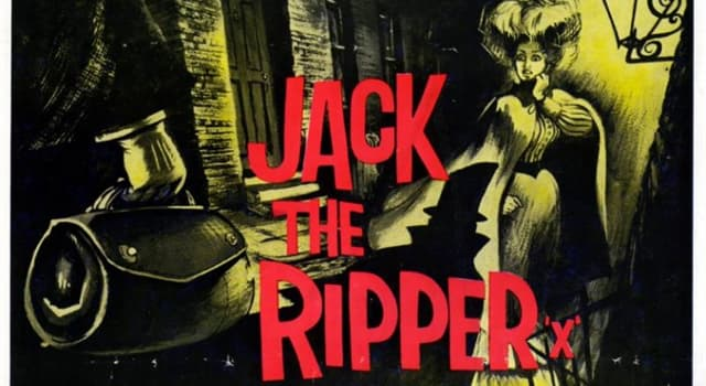 History Trivia Question: Jack the Ripper is the name given to an unidentified serial killer that terrorized which city in 1888?