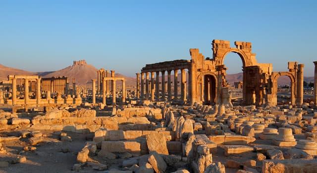 География Вопрос: Какая столица является самой древней в мире?