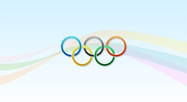 Культура Вопрос: Какой цвет олимпийского кольца соответствует Африке?