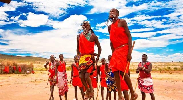 География Вопрос: Какой город является столицей Кении?