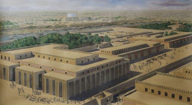 Cultura Pregunta Trivia: ¿Cuáles son los dos inventos que se atribuyen a los sumerios?