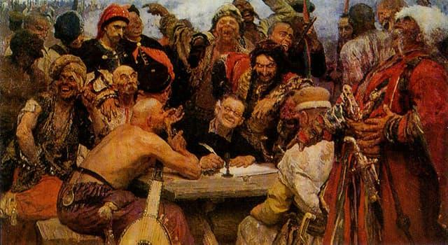 Historia Pregunta Trivia: ¿Quiénes eran los zaporogos?
