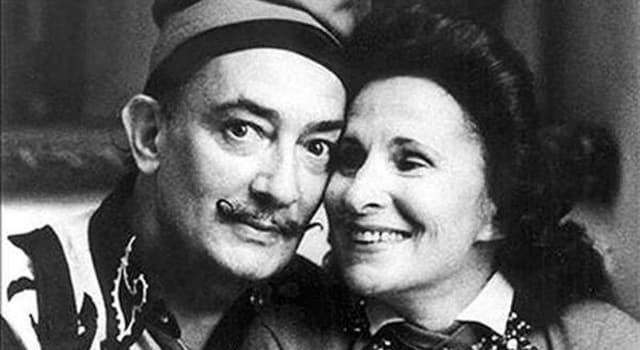Cultura Pregunta Trivia: ¿Qué hizo Dalí para impresionar a Gala en una de sus primeras citas?