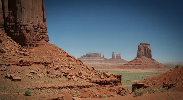 Películas y TV Pregunta Trivia: ¿Qué paisaje del oeste americano era el favorito de John Ford para sus wésterns?
