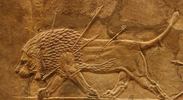 Geografía Pregunta Trivia: ¿Qué país ocupa actualmente la mayor parte del territorio de Mesopotamia?