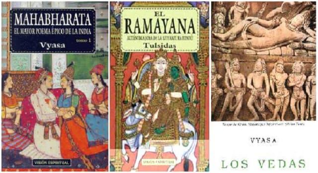Cultura Pregunta Trivia: ¿Qué son los Vedas?