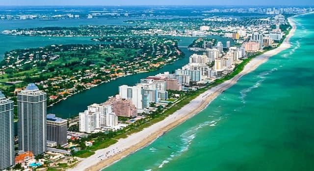 Geografía Pregunta Trivia: ¿Qué clase de formación hidrográfica representa Okeechobee en Florida?