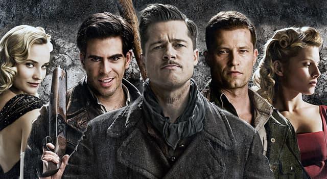 Películas y TV Pregunta Trivia: ¿Quién dirigió la película Bastardos sin Gloria (Inglourious Basterds)?