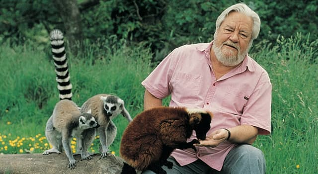 """Naturaleza Pregunta Trivia: ¿Quién es el autor de """"Mi familia y otros animales""""?"""