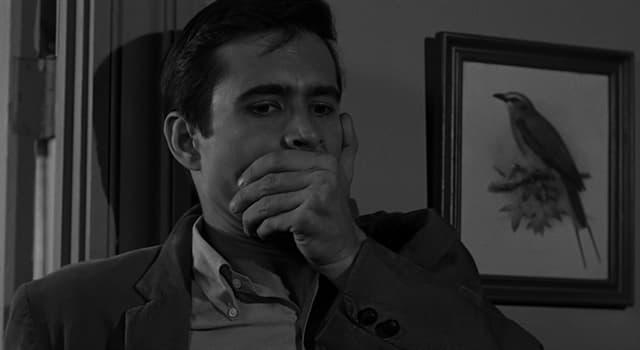 Películas y TV Pregunta Trivia: ¿Quién es Norman Bates?