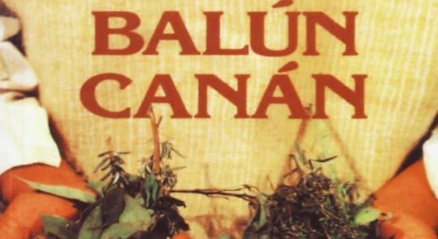 """Cultura Pregunta Trivia: ¿Quién escribió la novela """"Balún Canán""""?"""