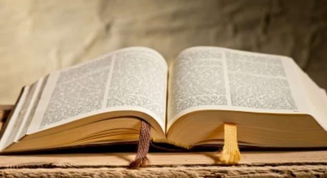 Historia Pregunta Trivia: ¿Quién tradujo la versión de la Biblia llamada comúnmente Vulgata?