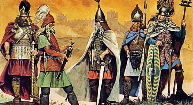 Historia Pregunta Trivia: ¿Quiénes fueron los celtas?