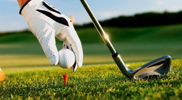 Sport Wissensfrage: Wo wurde das Golfspiel erfunden?