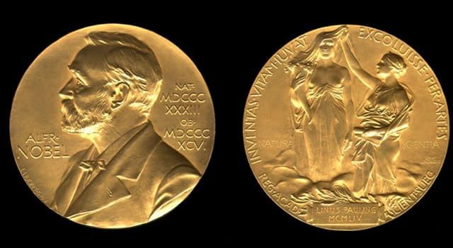 Наука Вопрос: В какой стране присуждают Нобелевскую премию?