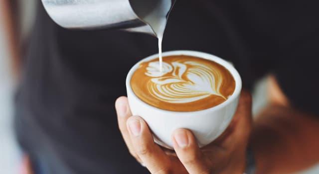 Общество Вопрос: В каком напитке нет кофеина?