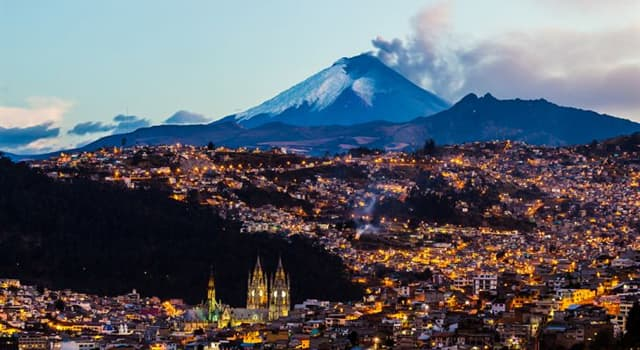 Geography Trivia Question: What is the capital of Ecuador?