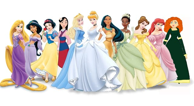 Culture Trivia Question: Which animated heroine was named the 11th official Disney Princess?