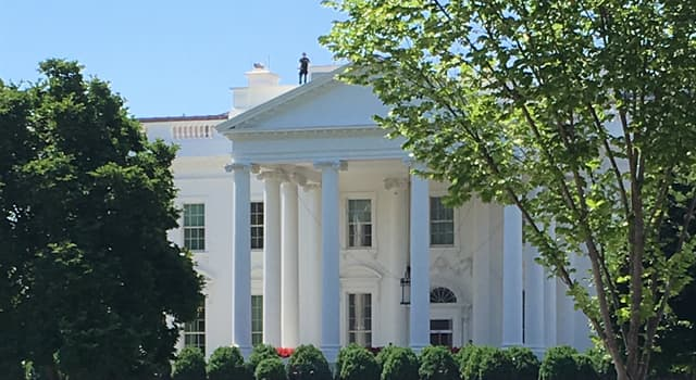 History Trivia Question: Which former American President has an outdoor memorial in Washington, DC that is the only one depicting a bronze sculpture of the First Lady?