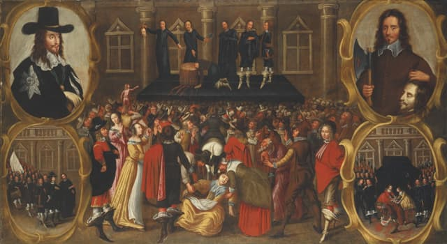 History Trivia Question: Which king of England had a mother and a son who were both beheaded?