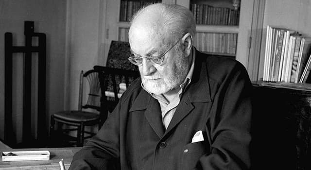 Culture Trivia Question: Which school of art did Henri Matisse belong to?