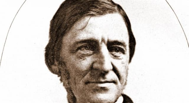 History Trivia Question: Which writer lived at the home of Ralph Waldo Emerson and served as his handyman?
