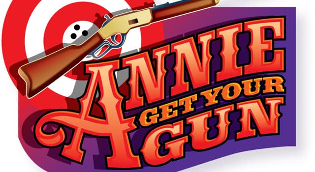 """Movies & TV Trivia Question: Who was supposed to play Annie Oakley in """"Annie get Your Gun"""" but was eventually replaced?"""