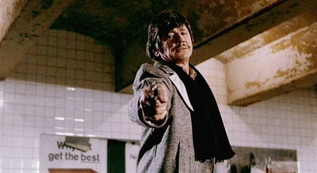 """Culture Trivia Question: Who wrote the novel that the film """"Death Wish"""" was loosely based on?"""