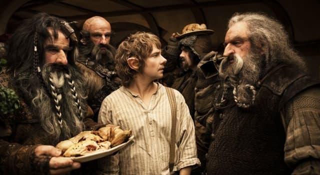 """Kultur Wissensfrage: Von wem wurde der Roman """"Der Hobbit"""" geschrieben?"""