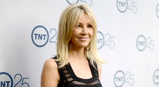 Movies & TV Trivia Question: Actress Heather Locklear received her first big break on which television show or movie?